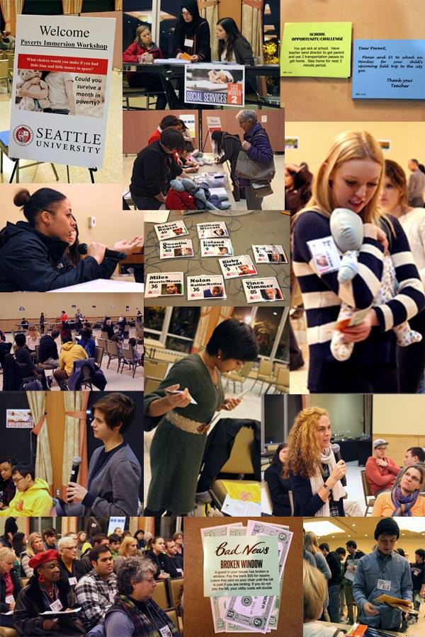 Poverty Immersion Workshops Build Understanding (Seattle University)