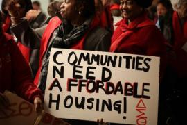 affordable housing sign