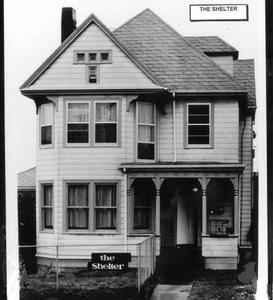 THE SHELTER, SEATTLE'S FIRST HOME FOR HOMELESS YOUTH, WAS LOCATED ON BEACON HILL