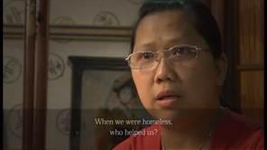 Vietnamese woman DV