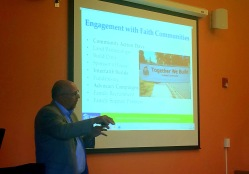 Habitat is seeking greater partnership with Faith Communities