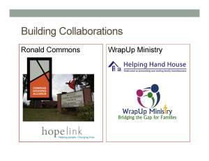 PPT Best & Promising Practices in Faith Based Solutions Collaborations Slide