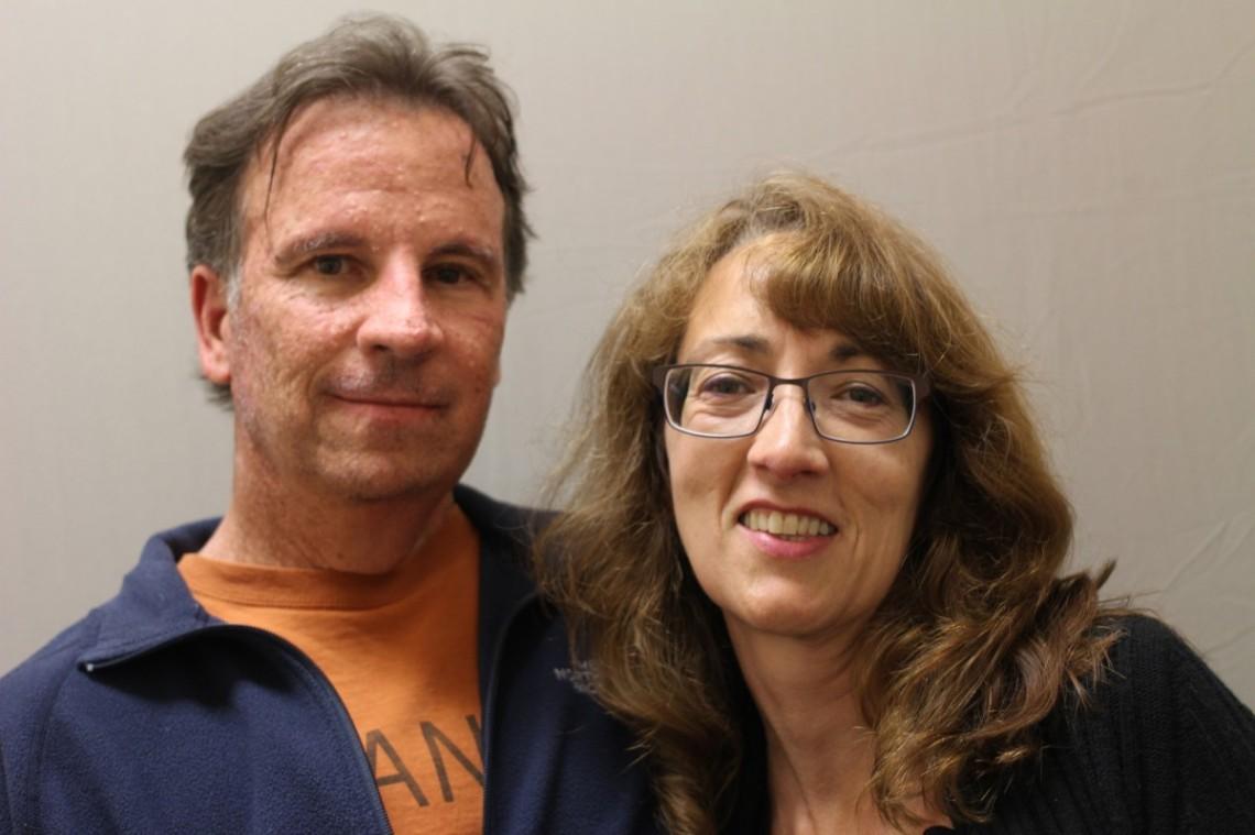 Vince Matulionis and Catherine Hinrichsen, StoryCorps