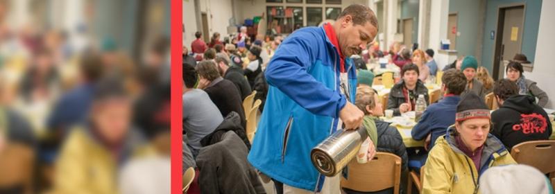 2015 One Night Count Volunteer Breakfast